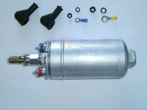 Fuel System - TRE 300 & 340 LPH Fuel Pumps - TREperformance - Universal External Inline 300 LPH Fuel Pump