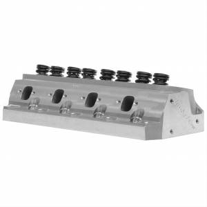 TFS Cylinder Heads - Small Block Ford - Twisted Wedge Street Cylinder Heads for Small Block Ford - Trickflow - Trickflow Twisted Wedge SBF 170cc Cylinder Heads Single Valve 58cc Max Lift .540