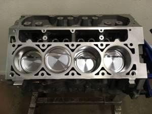 Short Blocks - Chevy Short Blocks - TREperformance - LS2 LSX Aluminum 402/403 Stroker Short Block 9.240 Deck