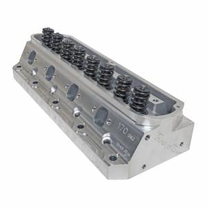 TFS Cylinder Heads - Small Block Ford - Twisted Wedge Race 11R Cylinder Heads for Small Block Ford - Trickflow - Trick Flow Twisted Wedge 11R Street 170cc Cylinder Head, SBF, 53cc Chambers