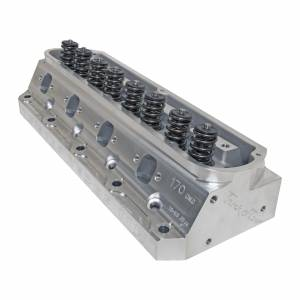 TFS Cylinder Heads - Small Block Ford - Twisted Wedge Race 11R Cylinder Heads for Small Block Ford - Trickflow - Trick Flow Twisted Wedge 11R Street 170cc Cylinder Head, SBF, 63cc Chambers