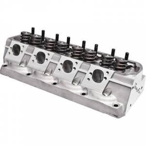 TFS Cylinder Heads - Small Block Ford - High Port Race Cylinder Heads for Small Block Ford - Trickflow - Trick Flow High Port SBF 225cc Aluminum Cylinder Heads 70cc Titanium Retainers