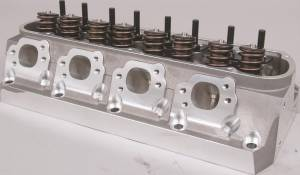 "TFS Cylinder Heads - Small Block Ford - Twisted Wedge Street/Strip Cylinder Heads for Small Block Ford - Trickflow - Trickflow Twisted Wedge SBF 225cc Cylinder Heads 65cc 1.640"" Springs Titanium"