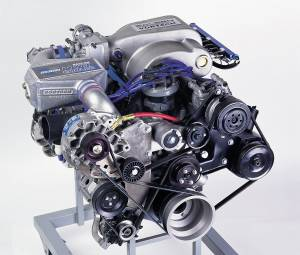 Vortech Superchargers - Ford Mustang 1986-1998 - Vortech Superchargers - Ford Mustang High Output 5.0L 1986-1993 Intercooled Vortech Supercharger - V-1 H/D Ti Complete Kit