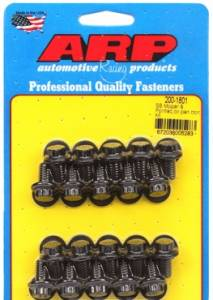 Cylinder Heads - ARP Fasteners - Automotive Racing Products - ARP Oil Pan Bolt Kit Small Block Mopar & Pontiac