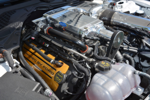 Kenne Bell Superchargers - Ford Mustang 2015-2017 Kenne Bell Superchargers - Kenne Bell Superchargers - Kenne Bell 2015-2017 Ford Mustang 5.0L GT Supercharger - Polished Mammoth 2.8L Intercooled Complete Kit
