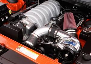 Dodge Charger SRT8 HEMI 6.1L 2006-2010 Procharger - Stage II Intercooled P1SC1 / P-1X Complete Kit