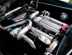 ATI / Procharger Superchargers - Ford SBF Cog Drive Procharger Kits - ATI/Procharger - Ford 302/351W Based SBF Cog Drive Race Procharger F-1X Intercooled Supercharger Kit