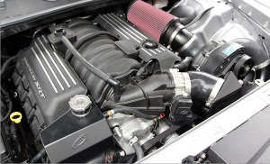 ATI/Procharger - Dodge Challenger SRT-8 HEMI 6.4L 2015-2020 Procharger - HO Intercooled P-1SC-1 / P-1X Complete Kit - Image 2