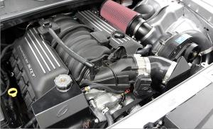 Dodge Challenger SRT-8 HEMI 6.4L 2015-2017 Procharger - HO Intercooled P1SC1