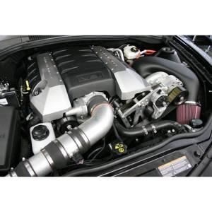 Vortech Superchargers - Chevrolet Camaro 2010-2017 - Vortech Superchargers - Chevrolet Camaro SS 2010-2013 6.2L Vortech Supercharger - V-3 Si Tuner Kit