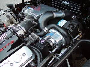ATI / Procharger Superchargers - Chevy Corvette C4 / C5 Prochargers - ATI/Procharger - Chevy Corvette C4 LT4 1996 Procharger - HO Intercooled P-1SC