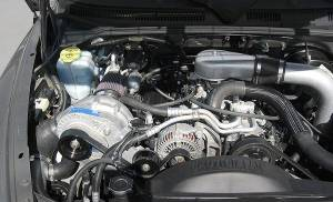 ATI / Procharger Superchargers - Dodge Ram Truck Prochargers - ATI/Procharger - Dodge Dakota/Durango 5.9L & 5.2L 1997-2001 Procharger - HO Intercooled P1SC