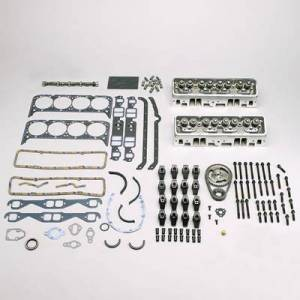 Top End Engine kits  - Chevy Top End Engine Kits - Trickflow - Trick Flow 465 HP Super 23 Hydraulic Roller Top-End Engine Kits for Small Block Chevy