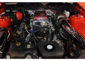 Kenne Bell Superchargers - Ford Mustang 2015-2017 Kenne Bell Superchargers - Kenne Bell Superchargers - Kenne Bell 2015-2017 Ford Mustang 5.0L GT Supercharger - Polished Mammoth 2.8LC Liquid Cooled Complete Kit