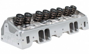 Air Flow Research Cylinder Heads - AFR - Small Block Chevy - Air Flow Research - AFR SBC 245cc Competition Eliminator Cylinder Heads, Spread Port, 70cc Chambers, Titanium Retainers