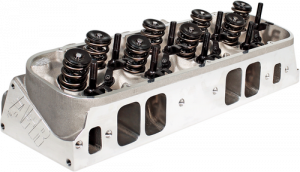 Air Flow Research Cylinder Heads - AFR - Big Block Chevy Rectangle Ports - Air Flow Research - AFR 345cc BBC Magnum Rectangle Port Cylinder Heads, Partially Ported