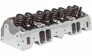 Cylinder Heads - Air Flow Research - AFR 220cc Competition Eliminator SBC Cylinder Heads, Spread Port, 75cc Chambers