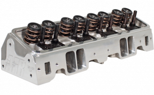 Air Flow Research - AFR 210cc Eliminator SBC Cylinder Heads, Spread Port, 65cc Chambers