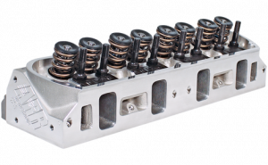 Air Flow Research Cylinder Heads - AFR - Small Block Ford - Air Flow Research - AFR 185cc Renegade SBF Cylinder Heads, 60cc Chambers, Pedestal, Emissions-Legal