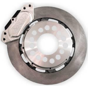 Brakes - Aerospace Components Rear Street Disc Brakes - Aerospace Components - Aerospace Torino Newer Style Ford Rear Pro Street Disc Brakes