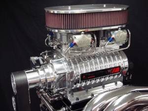 Whipple Superchargers - Hot Rod Whipple Superchargers - Whipple Superchargers - Whipple Chevy Big Block 8.3L Bare Twin Screw Supercharger W510R Natural