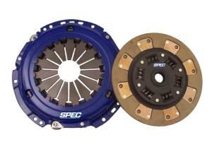 SPEC Chevy Clutches - Camaro 2010 - 2015 - SPEC - Chevy Camaro 2010-2015 6.2L Ratcheting Stage 2 SPEC Clutch