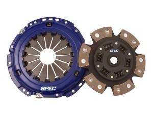 SPEC Chevy Clutches - Camaro 2010 - 2015 - SPEC - Chevy Camaro 2010-2015 6.2L Ratcheting Stage 3 SPEC Clutch