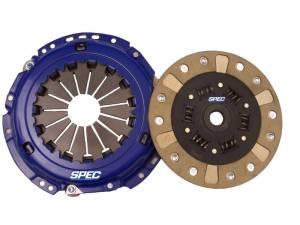 SPEC Chevy Clutches - Corvette 2005-2015 - SPEC - Chevy Corvette 2005-2013 LS2, LS3, LS7 Ratcheting Stage 2+ SPEC Clutch