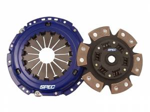 SPEC Chevy Clutches - Corvette 2005-2015 - SPEC - Chevy Corvette 2005-2013 LS2, LS3, LS7 Ratcheting Stage 3 SPEC Clutch