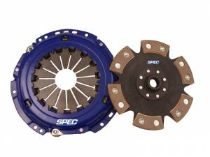SPEC Chevy Clutches - Corvette 2005-2015 - SPEC - Chevy Corvette 2005-2013 LS2, LS3, LS7 Ratcheting Stage 4 SPEC Clutch