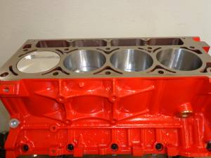 LSX 6.0 Stroker Short Block 408ci 9.240 Deck