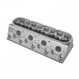 TFS Cylinder Heads - Small Block Chevy - GenX Street/Strip Cylinder Heads for GM LSX - Trickflow - Trickflow GenX® Cylinder Heads, GM LS2, 220cc Intake, Titanium Retainers, Max Lift .600