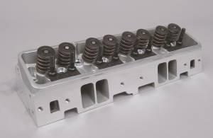 Trickflow - Trickflow Super 23® Cylinder Heads, SB Chevy, 215cc Intake, 67cc Chambers, 420lb, Chromoly - Image 2