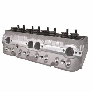 TFS Cylinder Heads - Small Block Chevy - Super 23 Race Cylinder Heads for Small Block Chevrolet - Trickflow - Trickflow Super 23® Cylinder Heads, SB Chevy, CNC Competition Ported 230cc Intake, Titanium Retainers