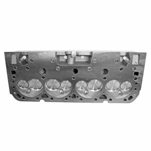 "Trickflow - Trickflow Super 23 Cylinder Heads, SB Chevy, 195cc Intake, 62cc Chambers, 1.460"" Dual Springs, Perimeter Bolt - Image 2"