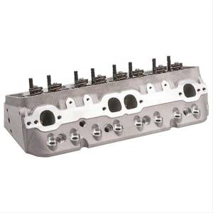 TFS Cylinder Heads - Small Block Chevy - GenX Street/Strip Cylinder Heads for GM LT1 - Trickflow - Trick Flow GenX® Cylinder Heads, GM LT1, 185cc Intake, Chromoly Retainers, Max Lift 0.600