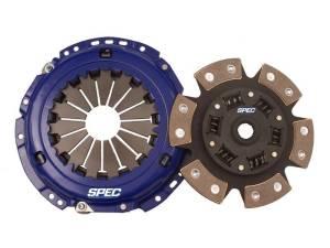 SPEC Volkswagen Clutches - GTI Models - SPEC - Volkswagen GTI Mk VI 2009-2013 2.0T - Stage 3 SPEC Clutch