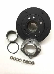 Short Blocks - Ford Short Blocks - Racing Parts Maximum - RPM SFI Pro Racing Street Harmonic Balancer Damper Ford 302 w/ 28oz - Spacer Black