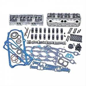 Top End Engine kits  - Chevy Top End Engine Kits - Trickflow - Trick Flow 430 HP GenX 54cc Top-End Engine Kits for GM LT1