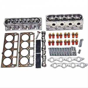 Top End Engine kits  - Chevy Top End Engine Kits - Trickflow - Trick Flow 500 HP GenX 64cc Top-End Engine Kits for GM LS1