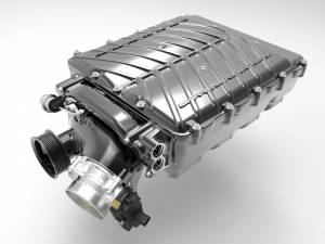Whipple Superchargers - Whipple Cadillac CTS-V LT4 2016-2018 Supercharger Intercooled Kit W175AX 2.9L