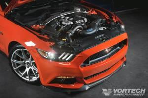 Vortech Superchargers - Ford Mustang GT 5.0L 2015-2017 Vortech Supercharger - Satin V-7 JT Tuner Kit - Image 2