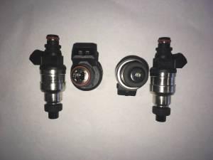 TRE 1000cc Honda / Denso Style Fuel Injectors High Resistance - 4