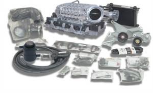 Magnuson Superchargers - Hummer H2 Magnusons - Magnuson Superchargers - Hummer H2 / H2 SUT 2008-2009 6.2L V8 Magnuson - TVS1900 Supercharger Intercooled Kit