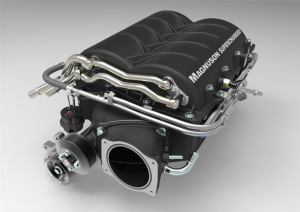 Magnuson Superchargers - Chevrolet Corvette C6 LS3 2008-2013 6.2L V8 Magnuson - Heartbeat Supercharger Intercooled Kit