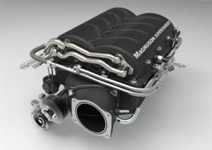 Chevrolet Corvette C6 LS3 2008-2013 6.2L V8 Magnuson - Heartbeat Supercharger Intercooled Kit