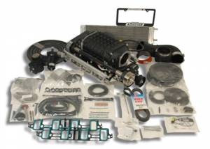 Magnuson Superchargers - Chevrolet Corvette C6 LS2 2005-2007 6.0L V8 Magnuson - TVS2300 Supercharger Intercooled Kit