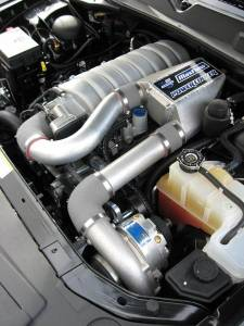 Vortech Superchargers - Chrysler/Dodge SRT8 HEMI 2005-2010 6.1L Vortech Supercharger - V-3 Si Tuner Kit