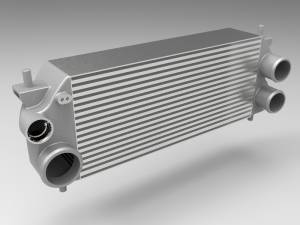 Whipple Superchargers - Ecoboost Intercooler Upgrades - Whipple Superchargers - Whipple F-150/Raptor 2015-2018 3.5L Ecoboost Mega Cooler Intercooler Upgrade